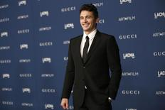 Actor James Franco poses at the Los Angeles County Museum of Art (LACMA) 2013 Art+Film Gala in Los Angeles, California November 2, 2013. REUTERS/Mario Anzuoni