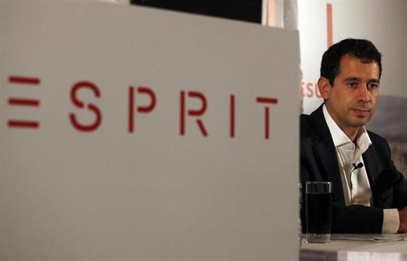 Esprit Executive Director and Group CEO Jose Manuel Martinez Gutierrez looks on during a news conference reporting annual results in Hong Kong September 10, 2013. REUTERS/Bobby Yip/Files