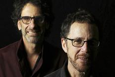 Directors Joel Coen (L) and Ethan Coen pose for a photo in Los Angeles, California, November 15, 2013. REUTERS/David McNew