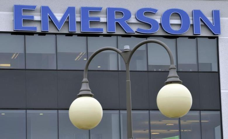 Emerson Electric Company Canadian headquarters is shown in Markham February 7, 2012. REUTERS/Mike Cassese