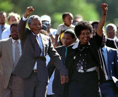 Nelson Mandela: 1918 - 2013