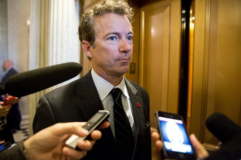 Rand Paul says 'seriously thinking about' 2016 White House run