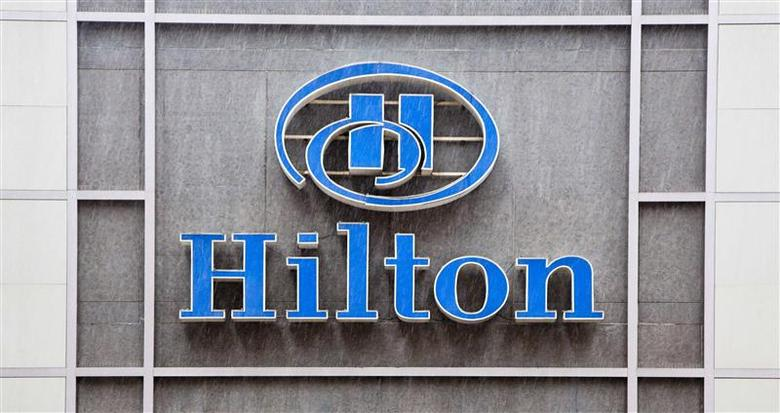 An exterior shot of the Hilton Midtown is seen in this file photo taken in New York June 7, 2013. REUTERS/Andrew Kelly/Files