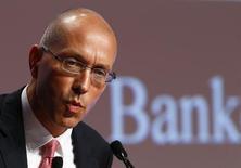 Imagen de archivo de Jorg Asmussen, miembro de la junta de Gobierno del BCE. Reuters/Ralph Orlowski