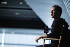 Facebook CEO Mark Zuckerberg sits for audience questions in an onstage interview for the Atlantic Magazine in Washington, September 18, 2013. REUTERS/Jonathan Ernst
