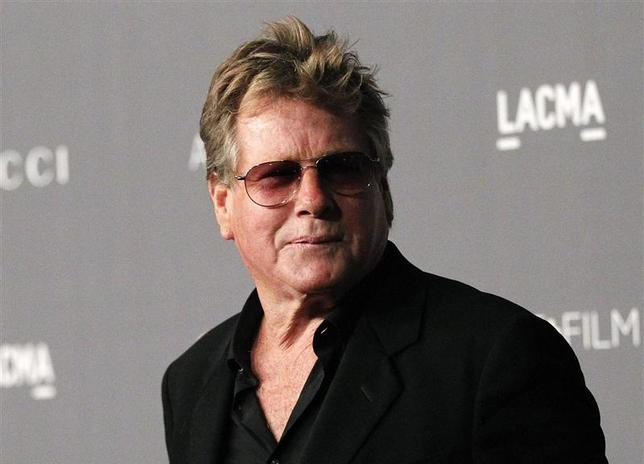 Actor Ryan O'Neal attends the Los Angeles County Museum of Art2012 Art + Film Gala in Los Angeles, California in this October 27, 2012 file photo. REUTERS/Mario Anzuoni