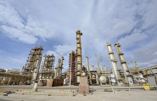 A general view of the Sirte Oil Company in Brega October 20, 2013. REUTERS/Esam Omran al-Fetori