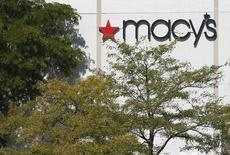 A Macy's store is seen in Schaumburg, Illinois near Chicago, September 23, 2013. REUTERS/Jim Young