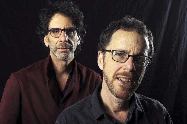 Directors Joel Coen (L) and Ethan Coen pose for a photo in Los Angeles, California, November 15, 2013. REUTERS/David McNew