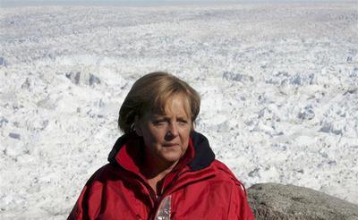 Merkel in skiing accident as new German coalition...