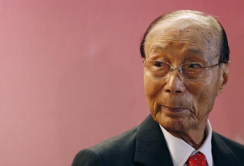 Hong Kong media mogul Run Run Shaw dies at 106