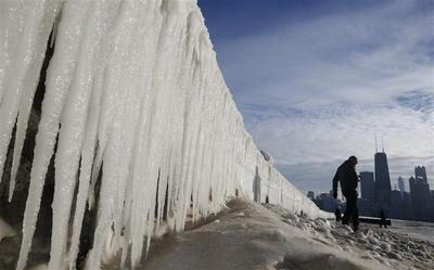Record freeze extends to eastern United States, at...