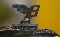 Bentley Motors a réalisé des ventes record au titre de 2013, le constructeur de voitures de luxe, filiale de Volkswagen, précisant que la forte demande en provenance des Etats-Unis avait compensé une baisse des livraisons vers la Chine. /Photo d'archives/EUTERS/Wolfgang Rattay