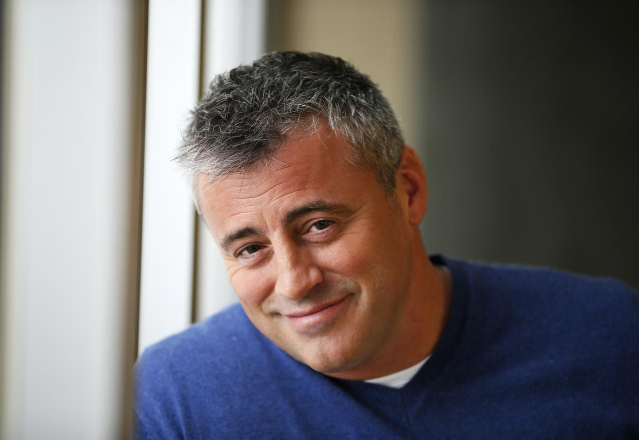A Minute With Matt Leblanc On New Episodes And Life After Friends