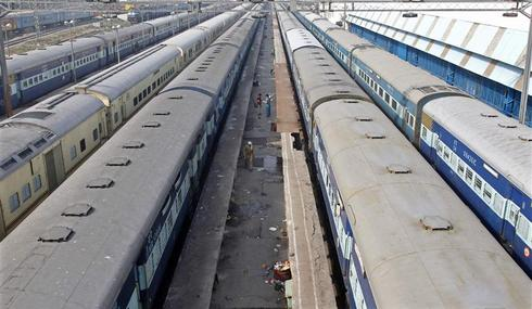 India to seek foreign investment in giant, creaking rail network