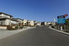 A view of single family homes for sale in San Marcos, California October 25, 2013. Mike Blake