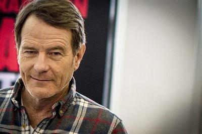 Actor Bryan Cranston steps into LBJ's shoes for...