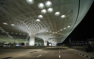 Terminal 2 at Mumbai airport