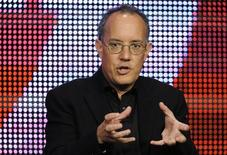 "Executive producer David Crane participates in the panel for ""Episodes"" during the CBS, Showtime and the CW Television Critics Association press tour in Beverly Hills, California July 29, 2010 file photo. REUTERS/Phil McCarten"