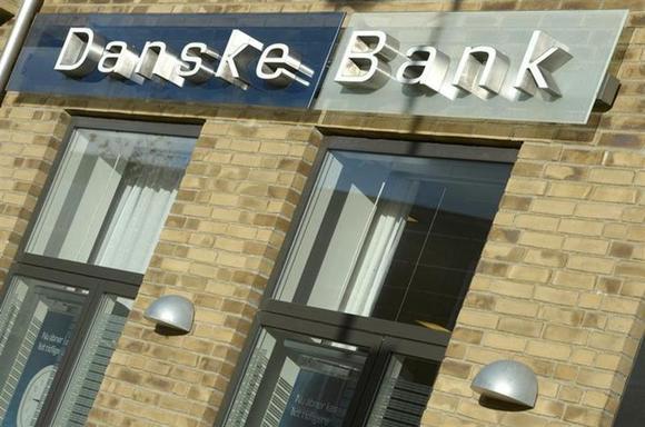 General view of branch of Danish finance institute Danske Bank in Copenhagen, November 5, 2013. REUTERS/Fabian Bimmer/Files