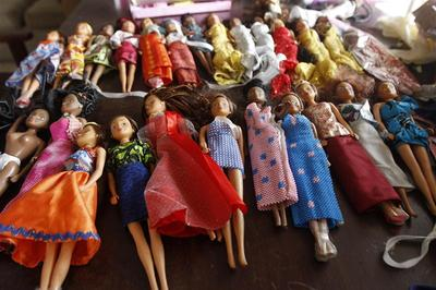 In Nigeria, Queens of Africa steal a march on Barbie