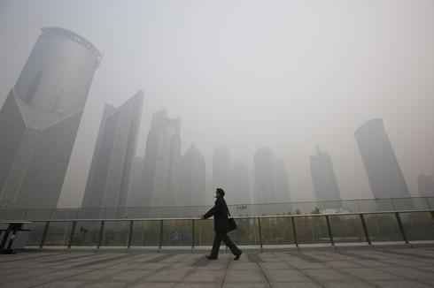 China's Shanghai announces new measures to curb pollution