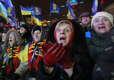 Ukrainian parliament pushes through sweeping anti-prot...