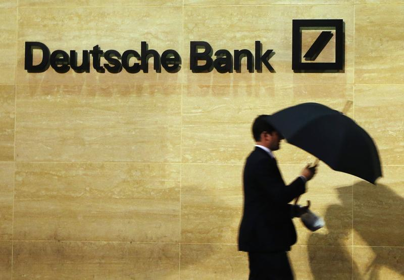 Deutsche Bank considers profit warning - WSJ
