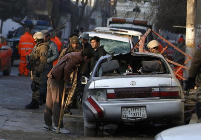 IMF, UN officials among 21 killed in Kabul suicide...