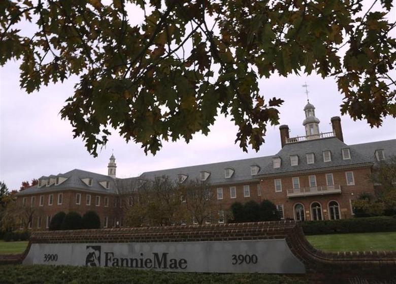 Fannie Mae headquarters is seen in Washington November 7, 2013. REUTERS/Gary Cameron/Files