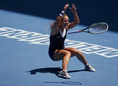 Experience helps Cibulkova into Melbourne semis