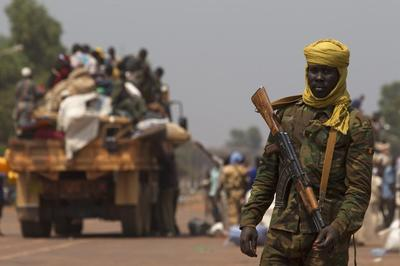 Burnt bodies dumped in Central African Republic's...