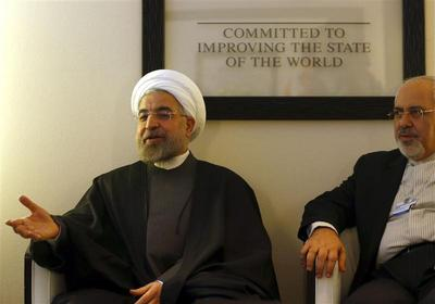 Iran's Rouhani says possible to overcome animosity...