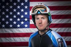 Olympic alpine skier Ted Ligety poses for a portrait during the 2013 U.S. Olympic Team Media Summit in Park City, Utah in this file photo from September 30, 2013. REUTERS/Lucas Jackson/Files