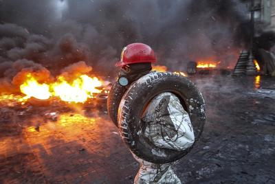 Ukraine opposition say they'll brave bullets after...