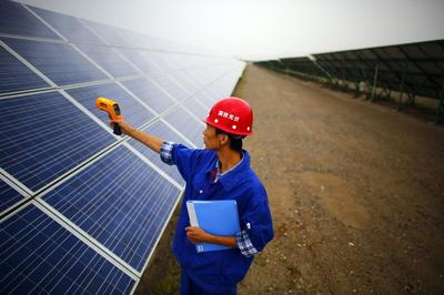 China's solar industry rebounds, but will boom-bust...