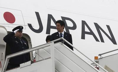 Shinzo Abe in India