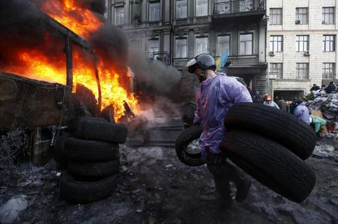 Ukraine opposition seek more after offer of top government posts