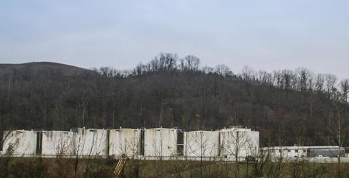 Chemical tanks ordered removed in West Virginia after spill