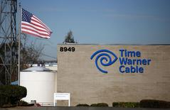 A Time Warner Cable office is pictured in San Diego, California December 11, 2013. REUTERS/Mike Blake