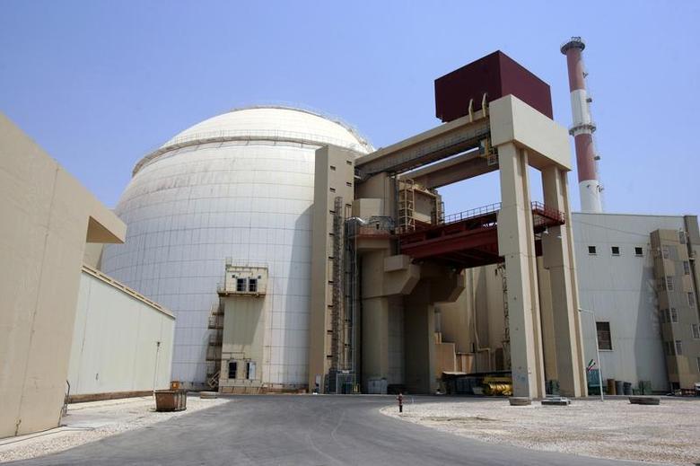 A general view of the Bushehr nuclear power plant, 1,200 km (746 miles) south of Tehran, August 21, 2010. REUTERS/Raheb Homavandi