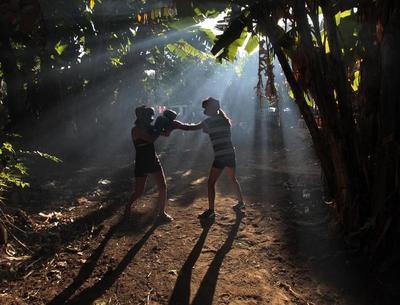 Nicaragua boxing school