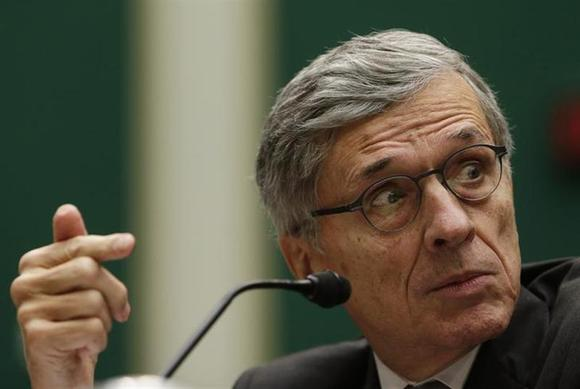 U.S. FCC Chairman Tom Wheeler is seen in this file picture taken in Washington December 12, 2013. REUTERS/Gary Cameron/Files