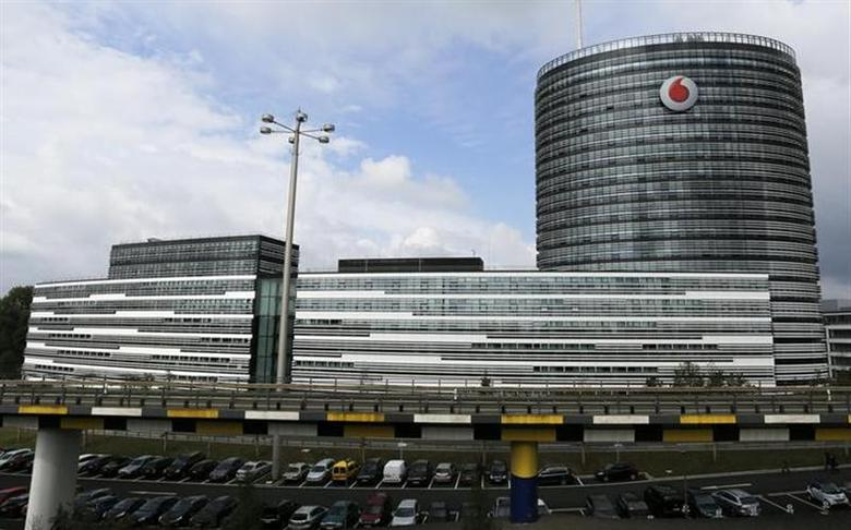 The headquarters of Vodafone Germany are pictured in Duesseldorf September 12, 2013. REUTERS/Ina Fassbender/Files