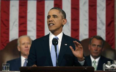 Obama warns divided Congress that he will act alone