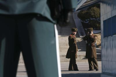 South Korea urges North to hasten reunions but vows to...