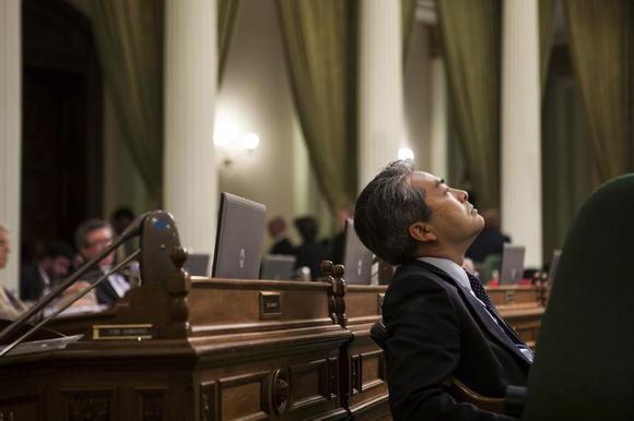 California Assemblymember Al Muratsuchi (D-Los <a href=\