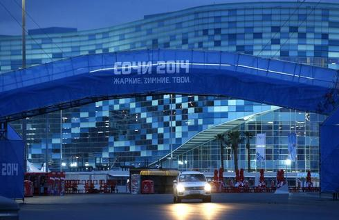 Olympic venues in Sochi