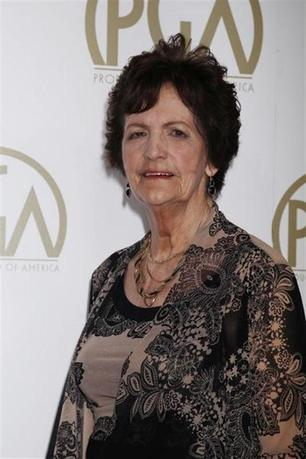 """Philomena Lee, whose life was featured in the Oscar Best Picture nominated film """"Philomena'', arrives at the 25th Annual Producers Guild of America Awards in Beverly Hills, California January 19, 2014. REUTERS/Fred Prouser"""