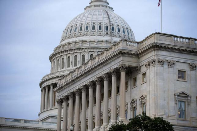 A view of the Capitol Building in Washington October 15, 2013. REUTERS/Joshua Roberts
